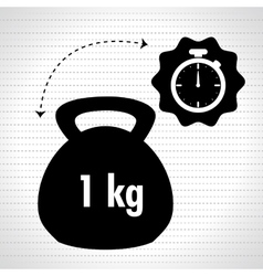 Healthy habits design vector
