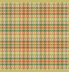 Checked material pattern tartan and plaid fabric vector