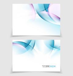 brochures templates vector image vector image