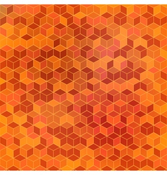Cube Abstract background 2 vector image vector image