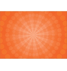 Sunray abstract background vector