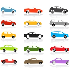 cars vector image