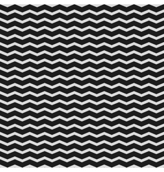 Zigzag seamless pattern vector image