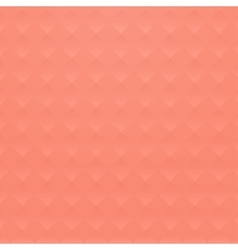Coral background with geometric road texture vector