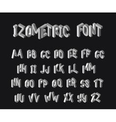 Alphabet for Design vector image