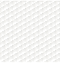 White Pattern Background vector image