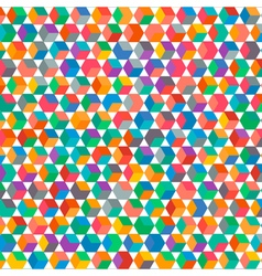 Cube Abstract background 3 vector image vector image