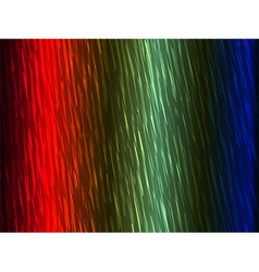 digital hyper background vector image
