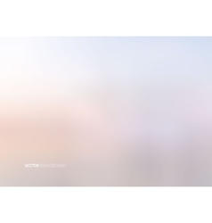 Soft colored abstract background vector