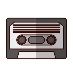 Video cassette icon image vector