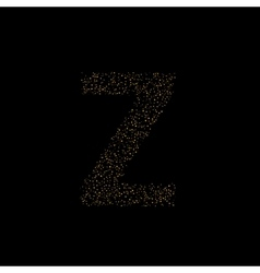 Magic Z letter vector image vector image
