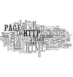 What s wrong with my website text word cloud vector