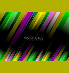 Eps 10 black background vector