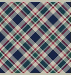Tartan plaid classic pixel fabric texture vector