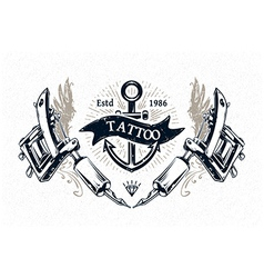 Tattoo print 4 vector