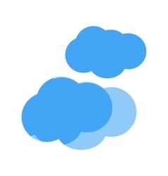Clouds vector