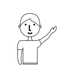 boy vector image vector image