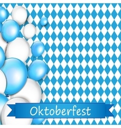 Oktoberfest german beer festival vector