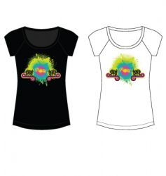Party t shirt vector