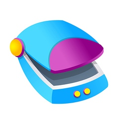 Icon scanner vector