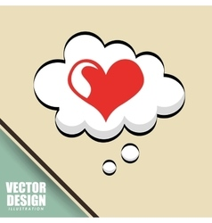 Think concept design vector
