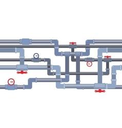pipeline background vector image