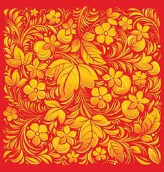 Traditional ornamental vector image
