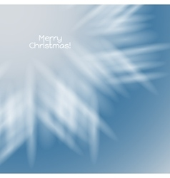Abstract white background with blue centered rays vector