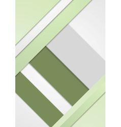 Elegant abstract design vector image