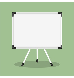 Whiteboard vector image