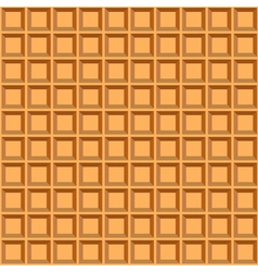 Wafer geometric seamless pattern vector image