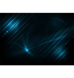 Blue futuristic english code abstract backgrounds vector