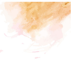 Abstract pastel watercolor background vector