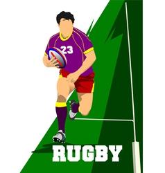 Al 0343 rugby 01 vector