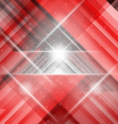 Abstract Colorful Background Futuristic Technology vector image