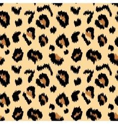 Leopard print vector image
