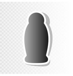 gel foam or liquid soap dispenser pump plastic vector image