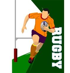 Al 0343 rugby 02 vector