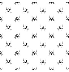 Spider pattern vector