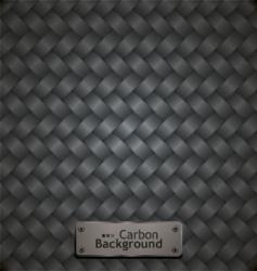 carbon fiber pattern vector image