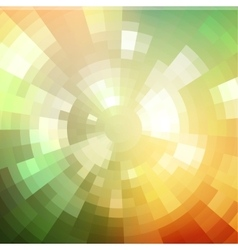 Abstract background shiny mosaic pattern disco vector