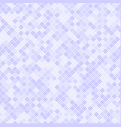 Violet square diamond pattern seamless background vector