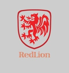 Redlion logo vector