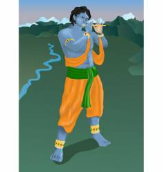 Krishna vector