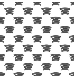 Decorative tape seamless pattern vector