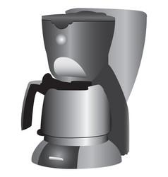 Coffeemaker vector