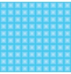 Pixel art seamless pattern vector image vector image