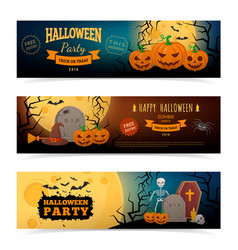 Scary mystical symbols and text vector