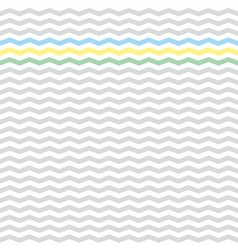Zig zag tile chevron pattern vector