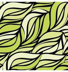 Hread pattern stroke green background ombre vector
